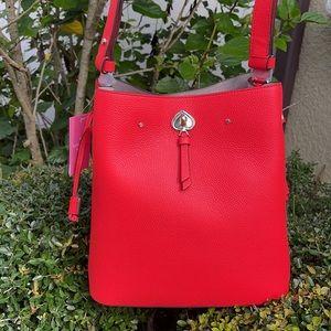 Kate Spade NY marti large bucket bag